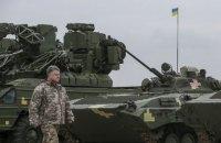 """Порошенко """"принял меры по усилению украинской группировки на Донбассе"""""""