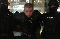 У центрі Харкова затримали п'ятьох учасників банди, які вимагали у бізнесмена $700 тис.