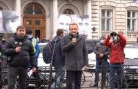 """Садовий вважає карантин вихідного дня """"дурницею"""" і заявив, що Львів не підтримуватиме рішення уряду"""