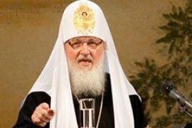 Патриарх Кирилл в Одессе