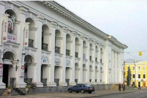 Фонд госимущества зарегистрировал за собой право собственности на Гостиный двор в Киеве