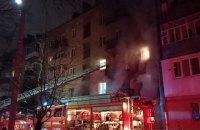 В Івано-Франківську у результаті пожежі загинув чоловік