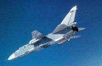 В Днепропетровском аэропорту упал военный самолет Су-25, жертв нет
