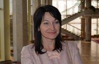 Констанкевич виграла вибори в Раду у 23-му окрузі у Волинській області