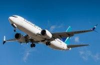 МАУ скасувала низку рейсів через затримку постачання нових Boeing 737 MAX