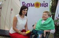 Останнє інтерв'ю Раїси Панасюк, Урядового уповноваженого з прав осіб із інвалідністю: «Мене надихають палаючі очі людей»