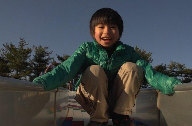 """Кадр из фильма """"Приветствуем на Фукусиме"""""""