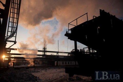 В Україні відновилося падіння промвиробництва