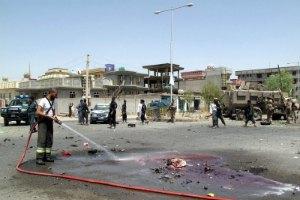 Польская военная база на востоке Афганистана подверглась атаке
