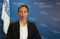 Нова заступниця голови місії ОБСЄ на Донбасі заступила на посаду