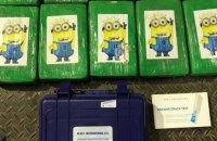 """В порту """"Южный"""" в ящиках с бананами обнаружили кокаин на 200 млн гривен"""
