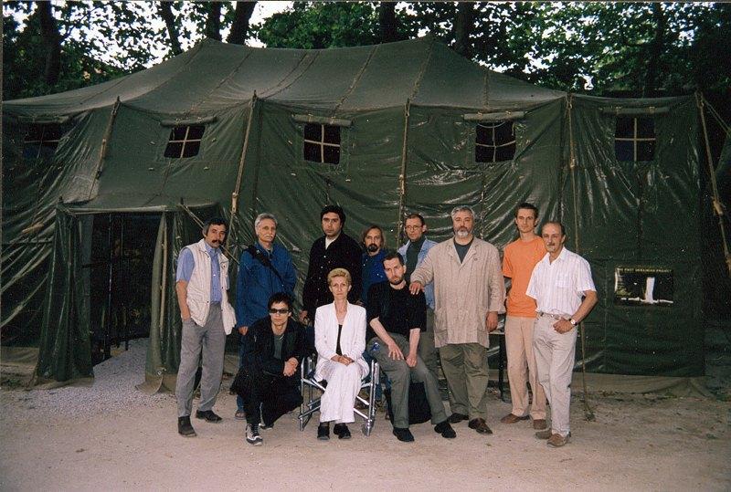Украинская делегация в Венеции