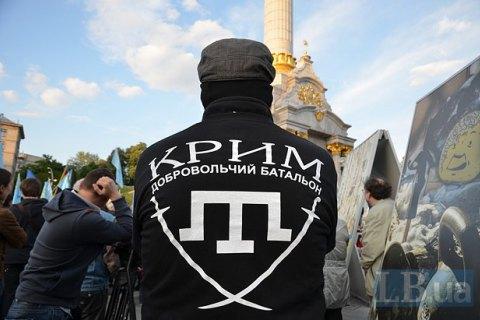 """В батальон """"Крым"""" пришли с обысками (обновлено)"""