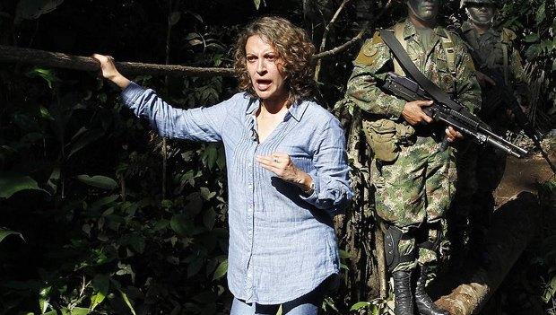 Хинет Бедойа в Колумбии