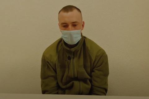 Окупаційний суд у Криму заарештував затриманого ФСБ українського бійця Добринського