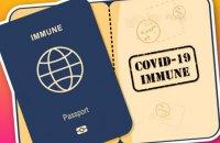 """Данія запровадила """"ковід-паспорти"""" для відвідування громадських місць"""