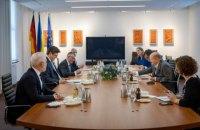 """Кулеба обговорив з німецькими посадовцями """"Північний потік-2"""" та інтеграцію України до ЄС"""