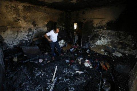 Ізраїльських екстремістів запідозрили у вбивстві палестинського немовляти
