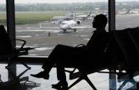 """Аеропорт """"Київ"""" відновив роботу після повідомлення про мінування (оновлено)"""