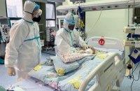 У Китаї вилікували перше в країні немовля з COVID-19