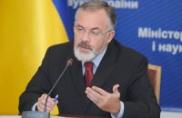 """Табачник считает правильным говорить """"на Украине"""""""
