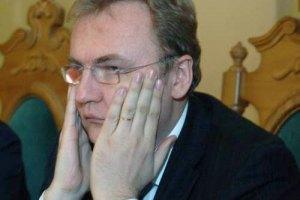 На мэра Львова совершено два нападения в течение вечера