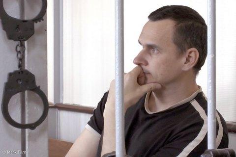 Сенцова этапировали на Ямал