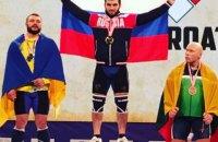 Український важкоатлет став чемпіоном Європи через дискваліфікацію росіянина за допінг
