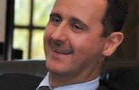 Асад заявил о намерении баллотироваться на выборах президента в 2014 году