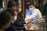 Зеленський нагадав про необхідність дотримання карантину, інакше може настати пік захворювання на COVID-19
