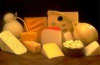 Россия заблокировала на границе 130 тонн украинского сыра