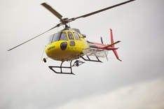 У Києві розпочало роботу вертолітне таксі