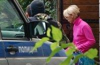 В Крыму полиция шесть часов допрашивала проукраинскую активистку (обновлено)