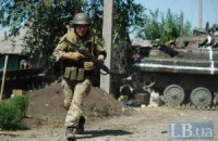 Бойцы АТО, которые вырвались из Иловайска, ведут бои в окружении, - Семенченко