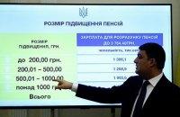 Кабмин утвердил и направил в Нацсовет реформ проект пенсионной реформы