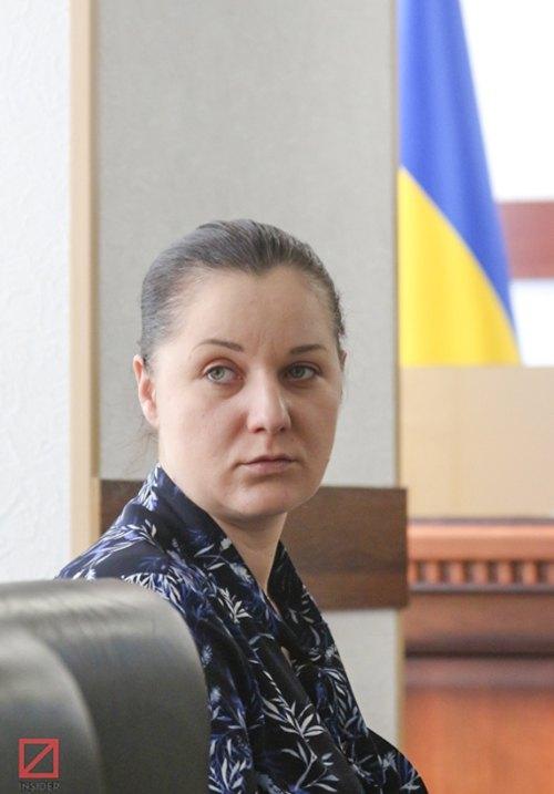 Прокурор Юлія Малашич.