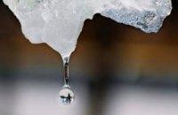 Завтра в Украине температура выйдет в плюс