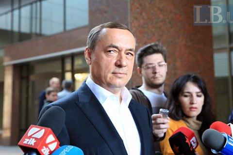 Мартиненко: НАБУ зволікає з передачею справи у суд через відсутність доказів