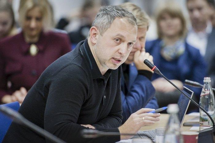 Заступник міністра енергетики Максим Немчинов