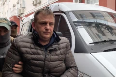 США призвали освободить задержанного в Крыму Есипенко