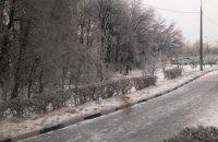 Дороги в Одесской, Кировоградской и Николаевской областях перекрыты (обновлено)