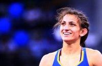 Юлія Ткач стала триразовою чемпіонкою Європи з боротьби