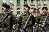 Швейцария прекратила экспорт оружия в ОАЭ