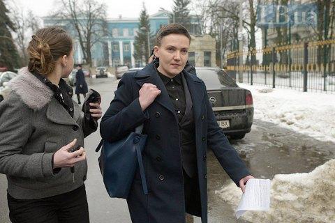 """Савченко прийшла в Раду з кількома гранатами і """"стволом"""""""