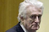 Суд у Гаазі засудив Караджича до довічного ув'язнення