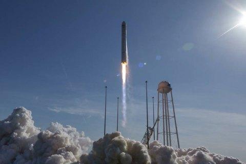 """NASA відправило до МКС космічну """"вантажівку"""" Cygnus"""