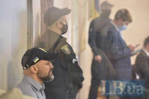 Дело Гандзюк: Апелляционный суд оставил под стражей Мангера и Левина