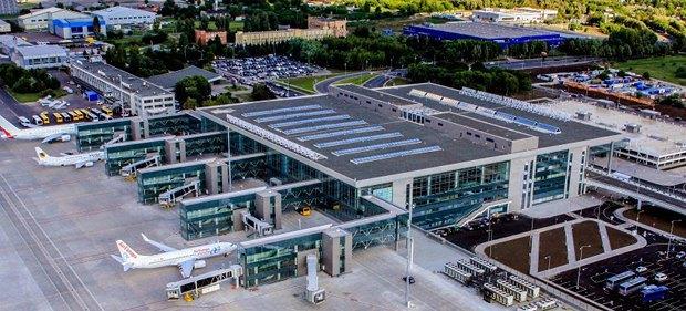 Аеропорт станом на 2012 рік після реконструкції