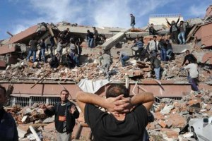 У Туреччині стався новий землетрус
