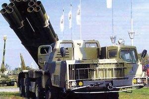 """Росія передала бойовикам вогнеметні системи залпового вогню """"Буратіно"""""""